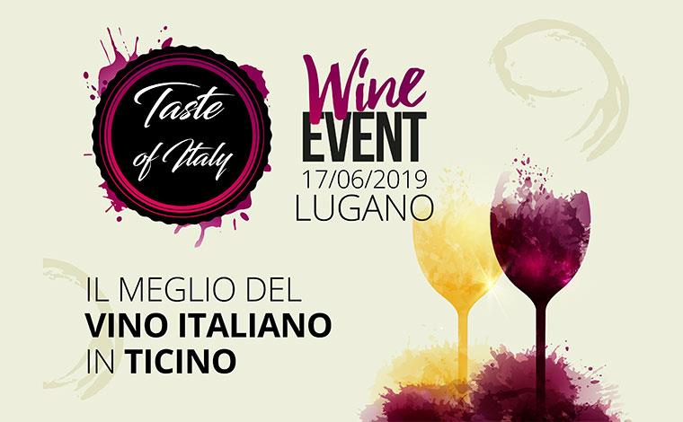 TASTE OF ITALY ITALIAN WINE IN LUGANO